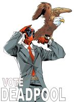 Vote Deadpool by DeceptiveAlias