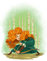 Merida by Flying-Fox