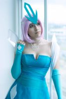 Suicune Cosplay by Andre-Heartless