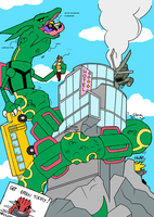 Rayquaza Feast By Sentinelwinder-d838lau by SentinelWinder