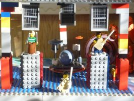 LEGO Muse Concert 2 by TheHappySpaceman01