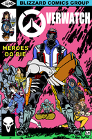 Overwatch - Heroes Do Die by EarthmanPrime