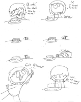Ask Lord Garmadon Cake Comic by Studio-EmA