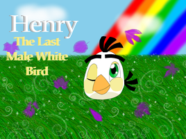 Henry, the Last Male White Bird by RussellMimeLover2009