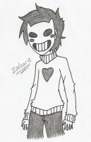 Zacharie by art1st-guy