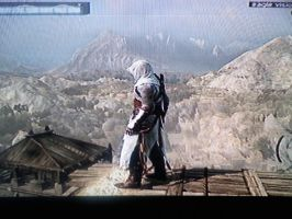 AC: Altair in Masyaf2 by DeathShadow0