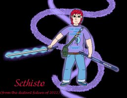Sethisto (from the distant future of 2022) by Revokat