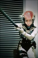 Metal Gear Solid - Raiden by kalaspuff
