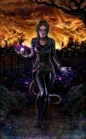 Infernal Mischief by SirTiefling