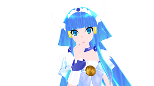 [MMD] TDA Cure Beauty + DL by OmoriP