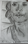 Sam Winchester by Mrs-Reed