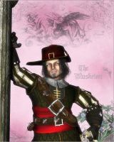 The musketeer by mininessie66