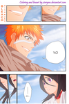 Bleach: Deathberry Returns by xinrynn