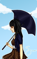 DA ID: rain and then sun by sorahanaki