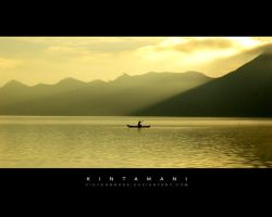 morning kintamani by pistonbroke