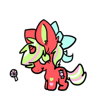 Pony for MissBlossomAdopts ..:: C U S T O M::.. by love-the-adopts