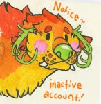 Notice: Inactive Account by Dipp