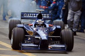 Olivier Pannis (Brazil 1998) by F1-history
