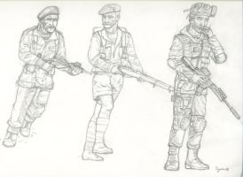 Evolution of Captain Price by MasterofDisaster88