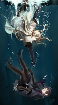 Dive by ColaNike