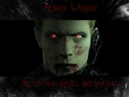 Albert Wesker- Alive and... by insaneRay