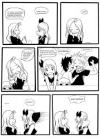 Fairy Tail - The Love Potion Page 1 by xmizuwaterx