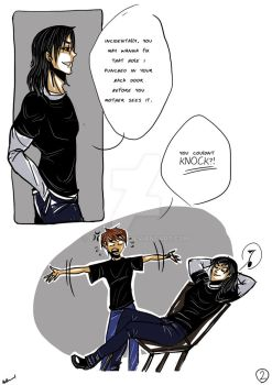 Ben And Kevin PAGE 2/3 by temotoka