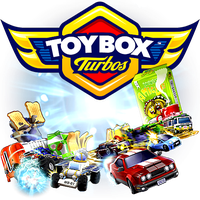 Toybox Turbos by POOTERMAN