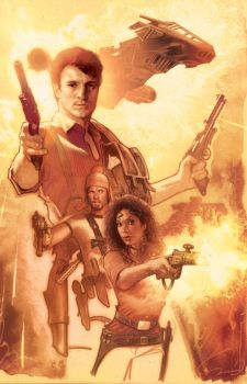 Serenity: Those Left Behind by AdamHughes