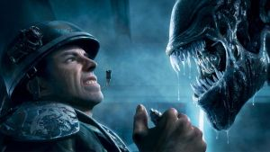 alien colonial marines by HokutoBoy