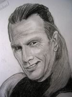 Shawn Michaels by VinceArt