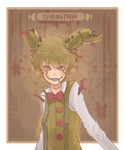 Springtrap by tea-hee