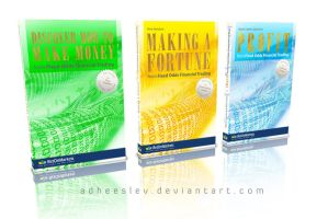 Financial Trading eBook Set by adheeslev