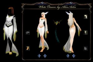 PWI Fashion Contest Entry 3 by AliceAelin