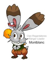 Pokemon BW3: Montblanc the Bunnelby by Midnitez-REMIX
