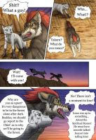 Wolf Comic --SS-page28-- by SheltieWolf