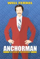 Anchorman by visceralNL
