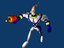 Earthworm Jim 01 by g2mdluffy