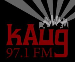 kAug Radio Logo by luke314pi