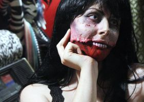 Zombie Experiment Photo5 by asunder