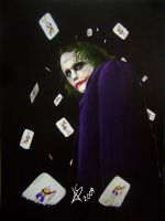 The Joker by hikashy