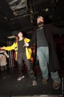 Jay and Silent Bob (Haven Halloween 2014) by Shadow-Lockheed