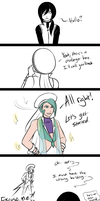 Wallace, what are you wearing. by TerminusLucis