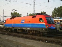 Rail Cargo Hungaria by ranger2011