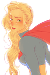 Supergirl by jisook86