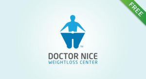 Doctor nice logo by zeebrands