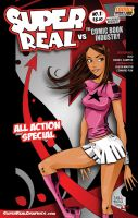 Super Real Special 1 cover B by jasinmartin