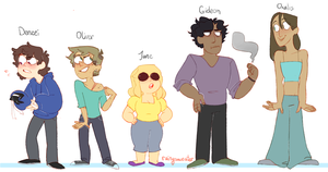 The Crew by northpines