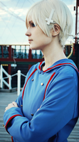 Hetalia cosplay // Norway by DAIxSORA