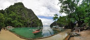 Island Hopping in Coron by TheMetronomad